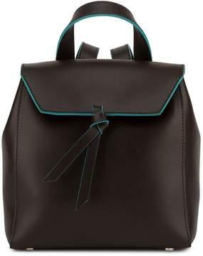 Alexandra de Curtis Hepburn Mini Backpack Brown