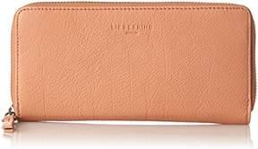 Liebeskind Berlin Women's Sallyf8 Core2 Leather Zip Around Wallet