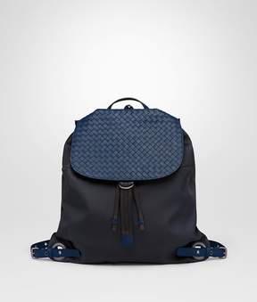 Bottega Veneta Tourmaline Technical Canvas Backpack