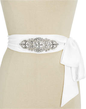 INC International Concepts Embellished Wide Bridal Belt, Created for Macy's