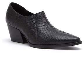 Matisse Madeleine Scaled Leather Bootie