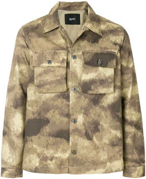 Blood Brother Quarry jacket