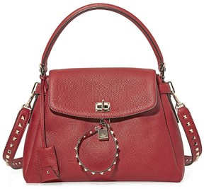 Valentino Twiny Single Shoulder Bag - Rosso