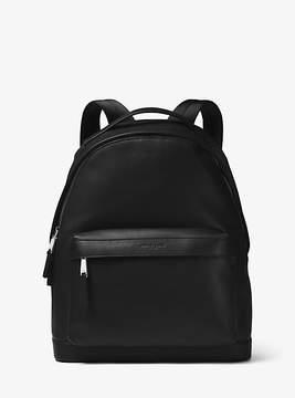 Michael Kors Odin Leather Backpack