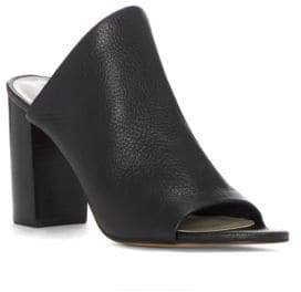 1 STATE 1.STATE Sloan Leather Heeled Slides