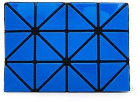 Bao Bao Issey Miyake Lucent Two Tone Card Holder - Womens - Blue Multi