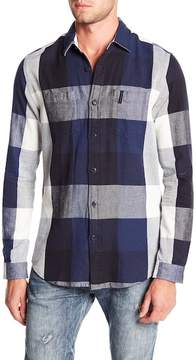 Scotch & Soda Chunky Checkered Shirt