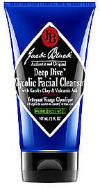 Jack Black Deep Dive Glycolic Facial Cleanser,5 oz