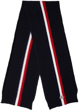 Moncler French Flag Scarf