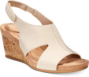 Giani Bernini Caseyy Wedge Sandals, Created for Macy's Women's Shoes