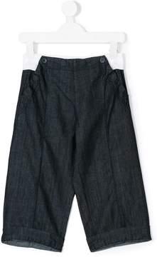 DKNY straight leg jeans