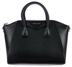 Givenchy Leather Medium Antigona Satchel