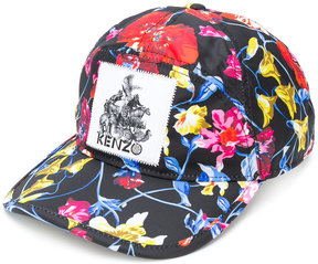 Kenzo Wild Flowers cap
