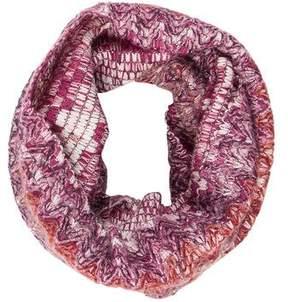 Missoni Metallic Wool Infinity Scarf