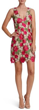 Dress the Population Women's Mina Minidress