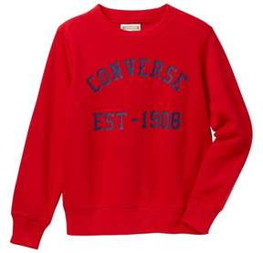 Converse Vintage Chuck Taylor Sweater (Big Boys)