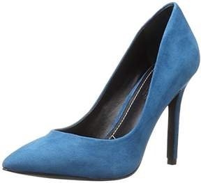 Charles David Charles by Womens Plateau Canvas Closed Toe Classic Pumps