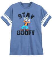 Disney Goofy ''Stay'' T-Shirt for Men