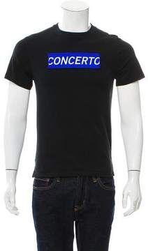 Opening Ceremony Concerto Patch Graphic T-Shirt