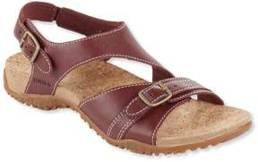 L.L. Bean L.L.Bean Women's Cork Strap Sandals