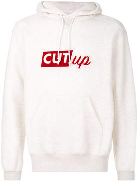 Sacai Cut-up hoodie