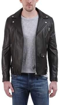 Mackage Fenton Leather Biker Jacket (Men's)