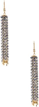 Amrita Singh Women's Lubna 22K Yellow Gold & Sapphire Earrings
