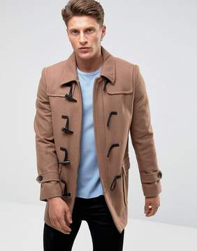 French Connection Duffle Collar Coat