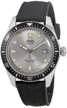 Oris Divers Sixty-Five Automatic Silver Dial Men's Watch
