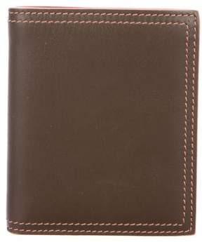 Christian Louboutin Paros Leather Compact Wallet