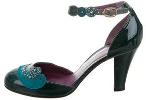 Marc by Marc Jacobs Round-Toe d'Orsay Pumps