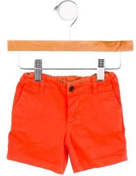 Paul Smith Boys' Mid-Rise Knee-Length Shorts