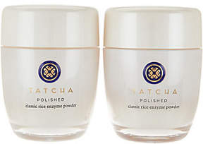 Tatcha Polished Rice Enzyme Powder Set of 2 Auto-Delivery