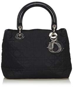 Christian Dior Pre-owned: Nylon 2 Way Lady
