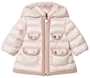 Moncler Light Pink Maevant Jacket