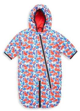 Canada Goose Baby's Down Puffer Pup Bunting