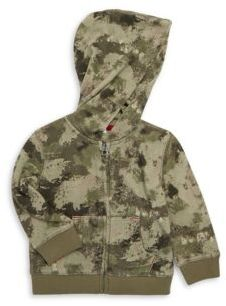 Splendid Baby's Camo Hoodie Jacket