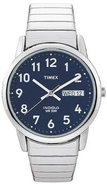 Timex Mens Easy Reader T20031 Expansion Watch