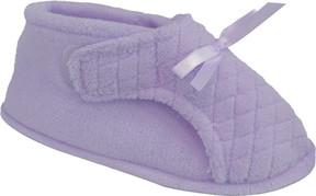 Muk Luks Microchenille Front Flap Adjustable Boot (Women's)