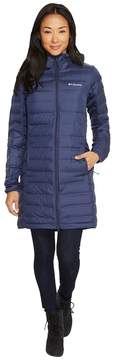Columbia Lake 22 Long Hooded Jacket Women's Coat