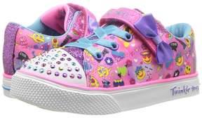 Skechers Twinkle Toes - Twinkle Breeze 2.0 10926N Lights Girl's Shoes