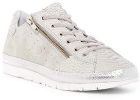Khrio Textured Zip Sneaker