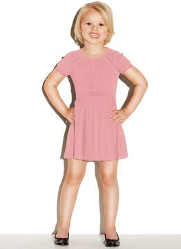Milly MINIS POINTELLE FIT AND FLARE