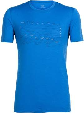 Icebreaker Tech Lite Short-Sleeve Crewe First Ascents Shirt