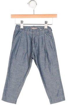 Emile et Ida Boys' Chambray Pleated Pants w/ Tags