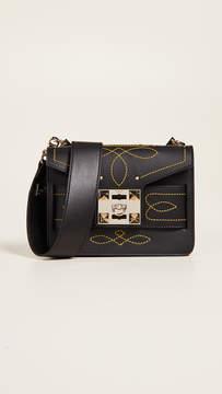 Mila Louise Salar Stitch Cross Body Bag