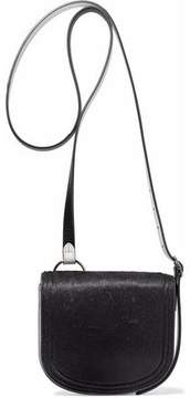 Diane von Furstenberg Calf Hair And Leather Shoulder Bag