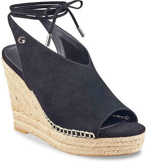 GUESS Women's Karinda 2 Wedge Sandal