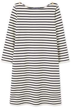 Petit Bateau Womens heavy jersey sailor dress