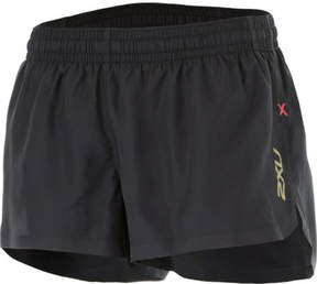 2XU Women's GHST 3 inch Short with Brief